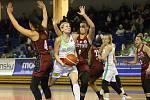 V minulém ročníku EuroCupu basketbalistky Králova Pole vyhrály jediný ze šesti zápasů ve skupině, když doma senzačně zdolaly favorizované Benátky.