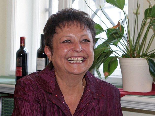 Irena Kočí.