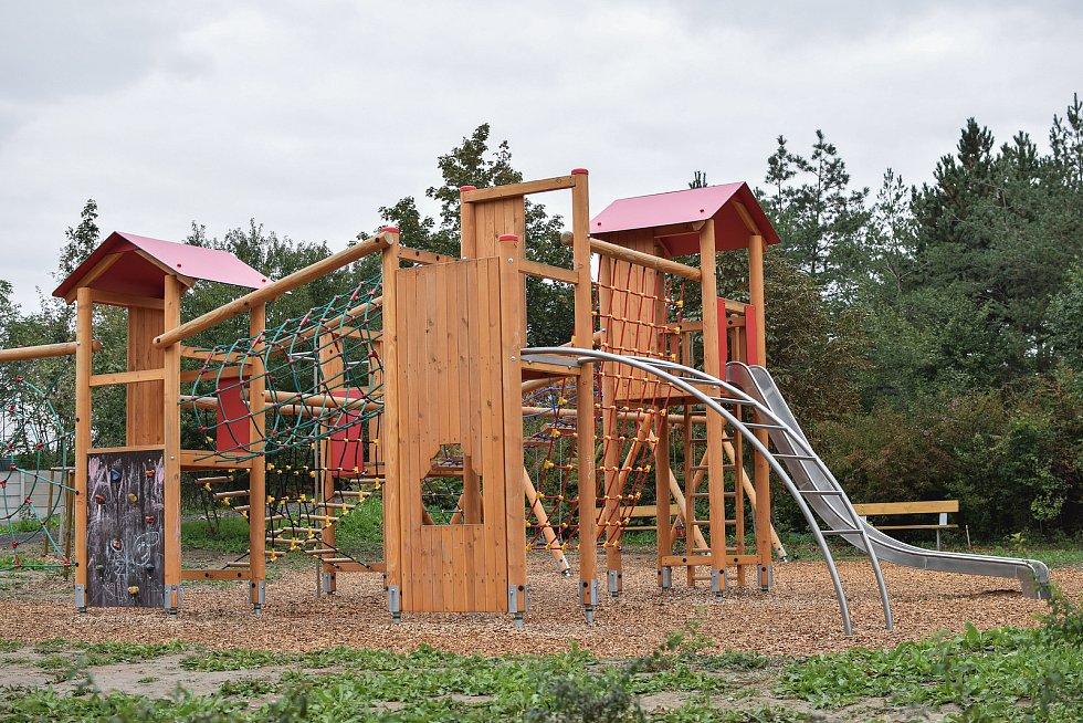 Park Sadová v brněnské části Sadová je otevřený.