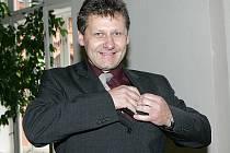 Josef Konečný u brněnského soudu.