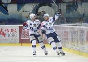 Hokejisté brněnské Komety vyřadili ve čtvrtfinále play-off extraligy rivala pražskou Spartu v pouhých čtyřech zápasech. Triumf 4:0 na zápasy dovršili Brňané v domácím prostředí po výhře 4:1.