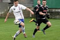 Fotbalisté třetiligové Líšně porazili HFK Olomouc 4:1.