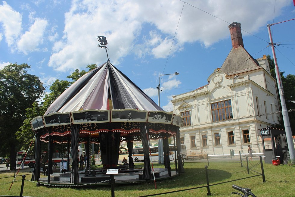 Kolotoč uvidí Brňané na Mendlově náměstí do čtvrtka do neděle.