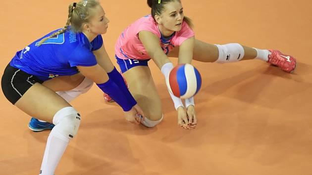 Český pohár žen je dvou letech zpátky v rukou Olomouce, která porazila ve finále Prostějov.