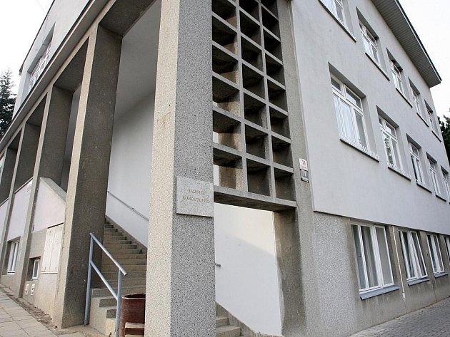 Radnice v Kohoutovicích. Ilustrační fotografie.