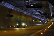 Královopolský tunel v Brně.