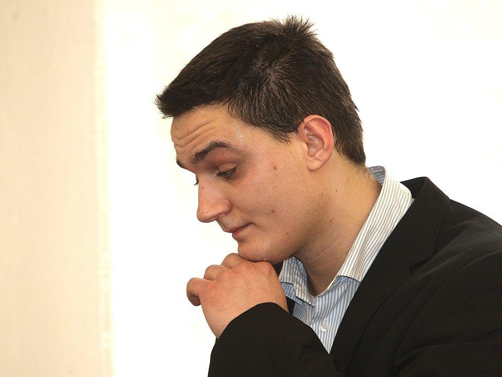 Jakub Stehlík.