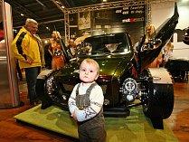ILUSTRAČNÍ FOTO: Tradiční výstava MotorTechna Brno.