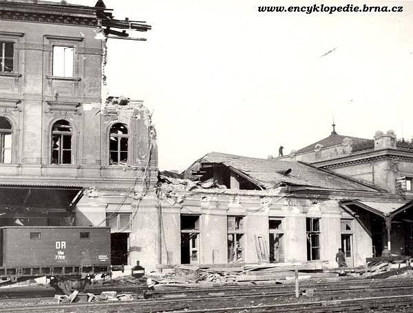 Výsledky nejničivějšího náletu na Brno před 75 lety v době druhé světové války.