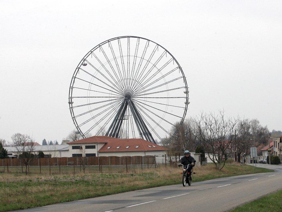 Ruské kolo nakonec doputuje až na Ukrajinu.