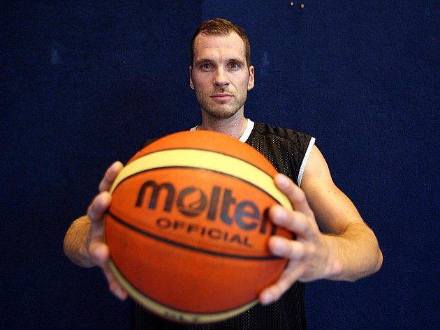 Nová posila Basketballu Brno Belgičan Sebastien Maio.