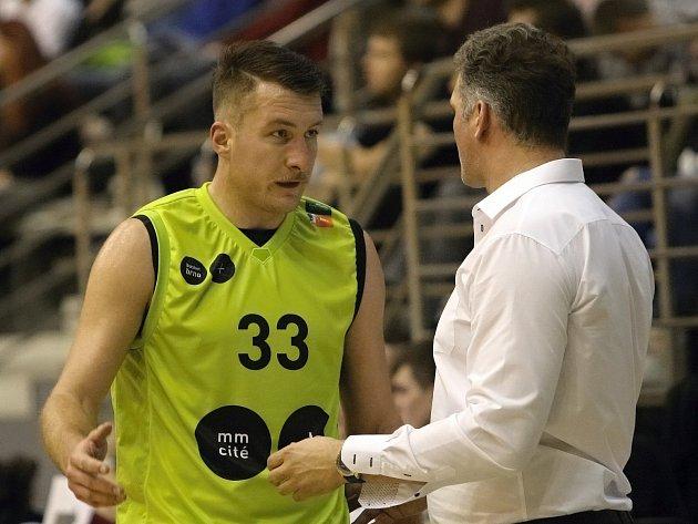 Basketbalista Jan Tomanec.