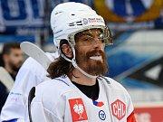 Hokejista Komety Brno Peter Mueller.