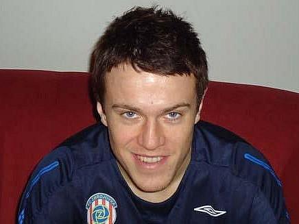 Obránce Zbrojovky Brno Tomáš Kaňa.