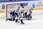 Hokejisté Komety přivítali v dohrávce pátého kola na domácím ledě Vítkovice.