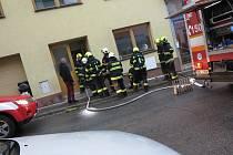 Požár rodinného domu v brněnských Žabovřeskách způsobila varna pervitinu.