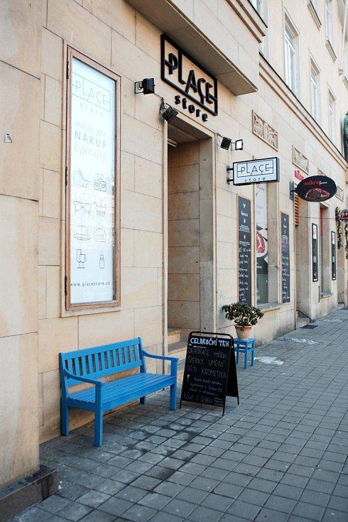 Podle zakladatelek patří kvalitní výrobky do centra dění na Moravském náměstí.