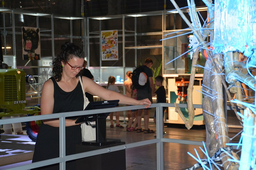 V sobotu na brněnském výstavišti začal festival ke stému výročí vzniku Československa, Re:publika. Jeho součástí je i výstava části pláten Slovanské epopeje Alfonse Muchy.