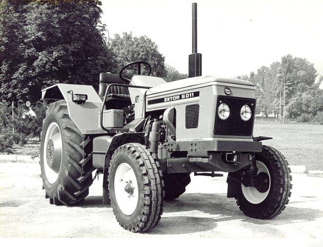 Zetor 5011zroku 1980.