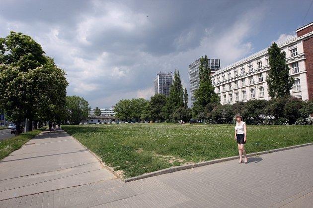 Akademické náměstí v Brně