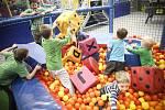 Zábavní park Bongo oslavil páté narozeniny.