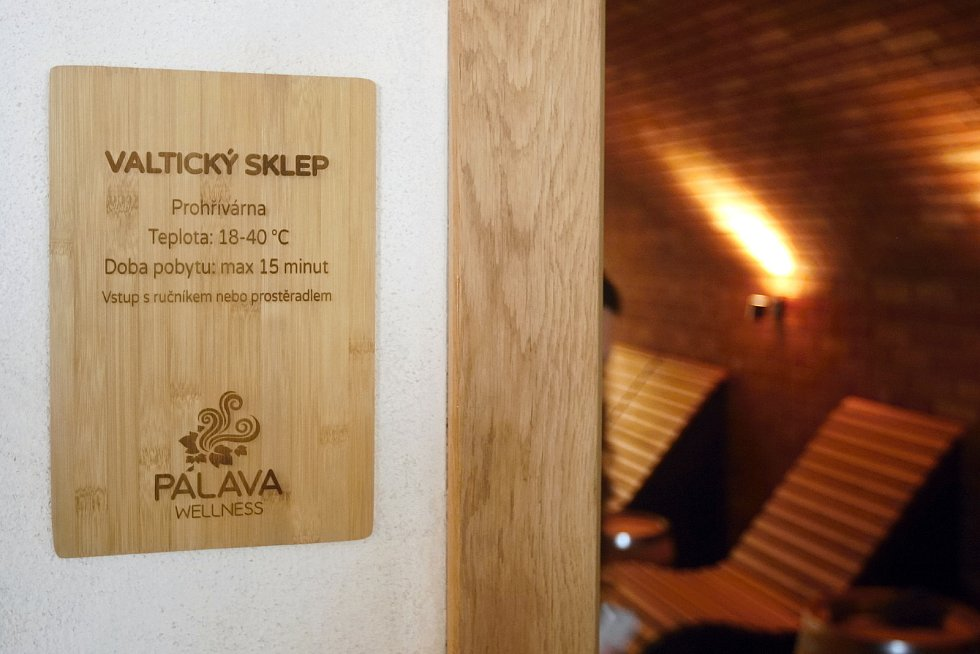 Pasohlávky 12.11.2019 - nově otevřené wellness Pálava v Aqualandu Moravia.