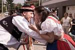Začátek září byl v Rosicích ve znamení hodů.