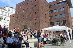 Po šesti letech skončily opravy filozofické fakulty