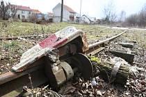 Ožije historická trať ze Stránské skály do Líšně?