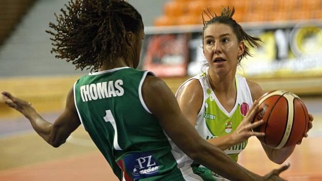 Basketbalistky KP Brno si v letošní sezoně základní skupinu EuroCupu nezahrají. V odvetě kvalifikace podlehly i podruhé německému Kelternu.