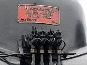 Regionální Den železnice v Zastávce na brněnsku.