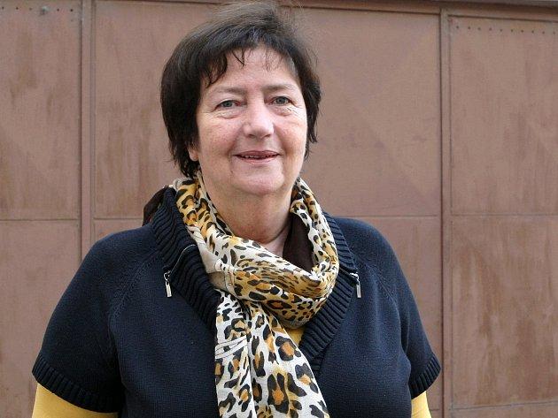 Bývalá ústavní soudkyně Dagmar Lastovecká.