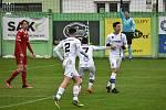 Fotbalová FORTUNA:NÁRODNÍ LIGA: Líšeň (bílá) - Vyšehrad