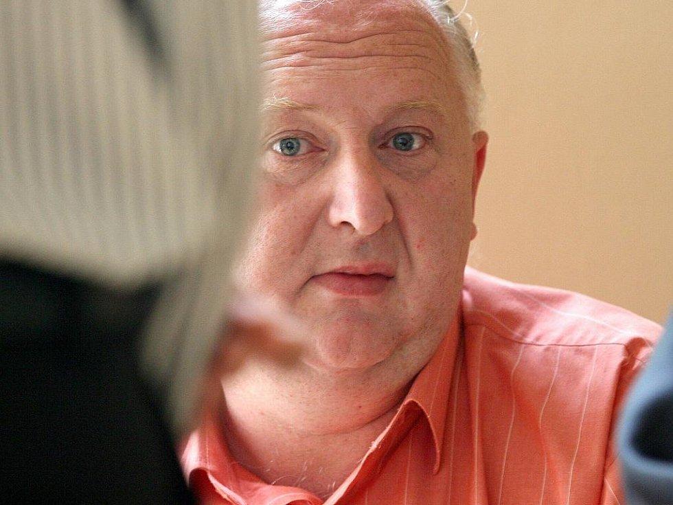 Martin Zovčák u brněnského soudu.