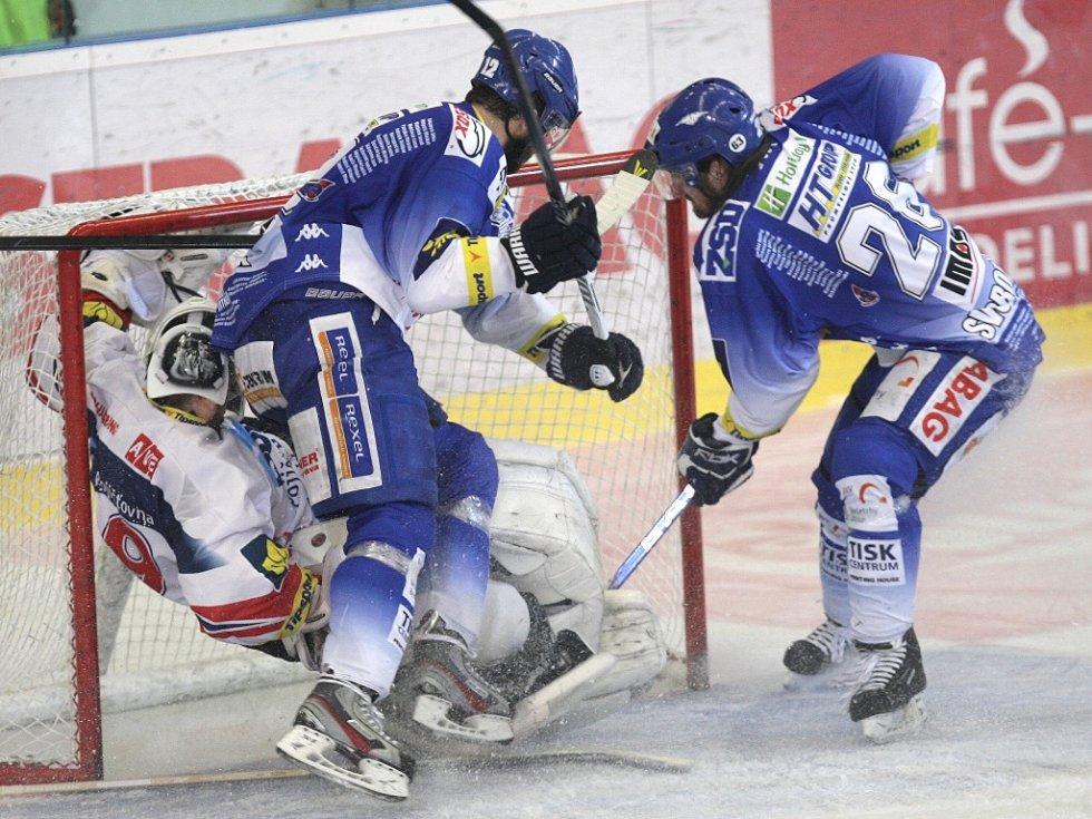 Kometa versus Pardubice - ilustrační foto.