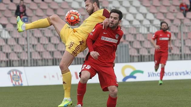 Středopolař Matúš Lacko se po téměř roce a půl loučí s fotbalovou Zbrojovkou.