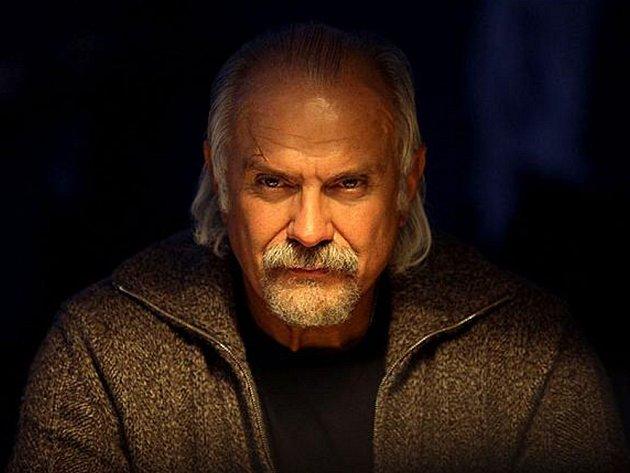 Ruský režisér Nikita Michalkov.