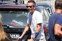 Rossi na Masarykově okruhu zajel 46 kol, tedy asi 250 kilometrů.