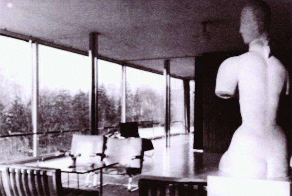 Fotografie zrodinného archivu Tugendhatových.