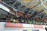 Hokejový soubor univerzit Masarykovy vs. Mendelovy.