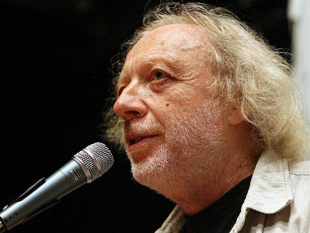 Český spisovatel, esejista a básník Michal Ajvaz.