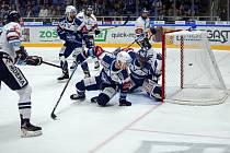 Hokejisté Komety za sebou mají rozpačitou první čtvrtinu sezony.