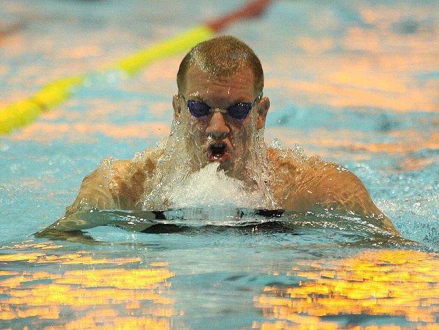 Velká cena Brna v plavání.