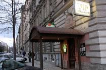 V. I. P. restaurant na okraji brněnské Grohovy ulice