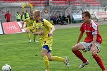 Miroslav Král (v červeném).