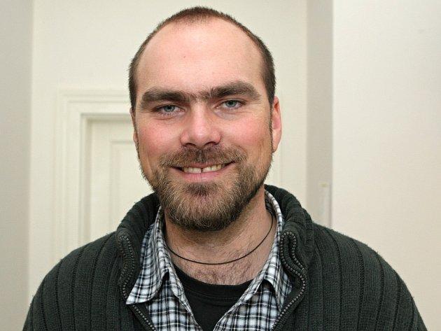 Správce české vědecké stanice J.G. Mendela v Antarktidě a manažer projektu CzechPolar Pavel Kapler.