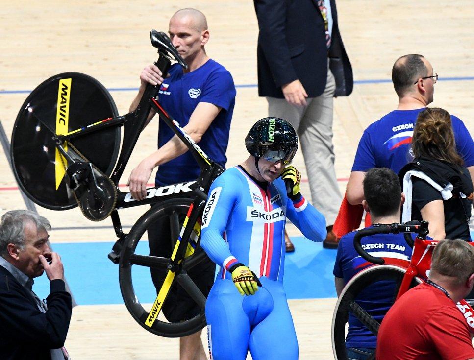 Dráhaři Pavel Kelemen s Tomášem Babkem bojují na mistrovství světa v Polsku o medaile.