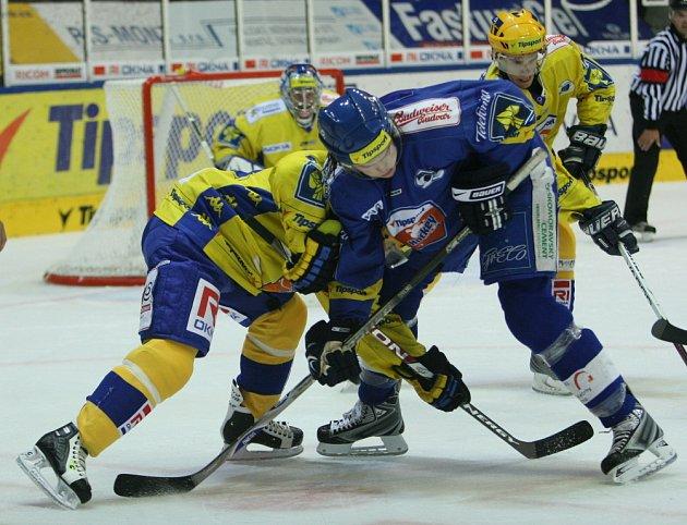 Z utkání letního Tipsport Cupu Kometa Brno versus Zlín.