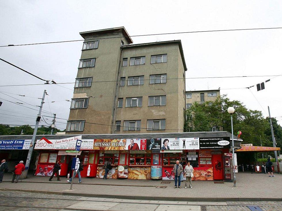 Mendlovo náměstí v Brně - ilustrační foto.