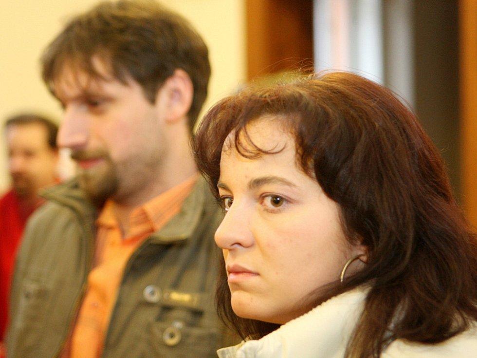 Jaroslava Trojanová a Jan Čermák.